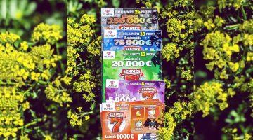 Momentine loterija